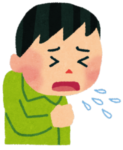 長引く咳1