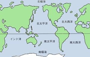 ダイオウグソクムシ海図
