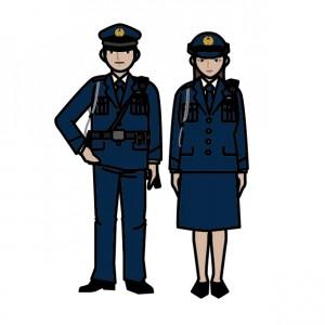 警備 警察官 一般参賀