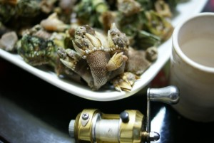 亀の手 調理法