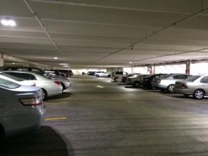 駐車場 パシフィコ横浜2