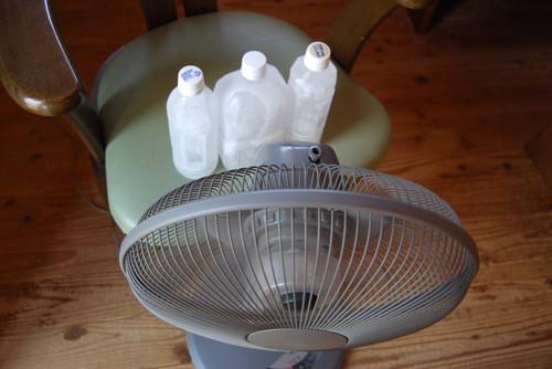 ペットボトル 扇風機2