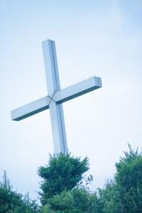 キリスト教 大きい十字架