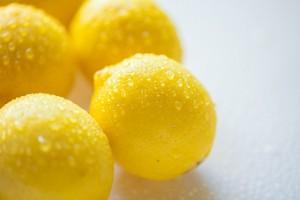 ビタミンCが豊富なレモンの果実